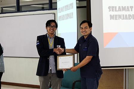 """Korps Mahasiswa Ilmu Hubungan Internasional (KOMAHI) Adakan Workshop Dengan Tema """"Citizen Journalism In Digital Era"""""""