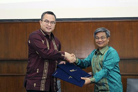 Executive Lecture Series, Penandatanganan MOU Universitas Al Azhar Indonesia Dengan Institut Pertanian Bogor