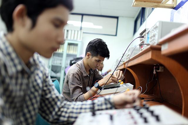 Profile Prodi Elektro Universitas Al Azhar Indonesia