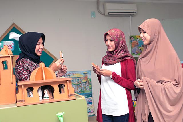 Video Profile Prodi PAUD Universitas Al Azhar Indonesia