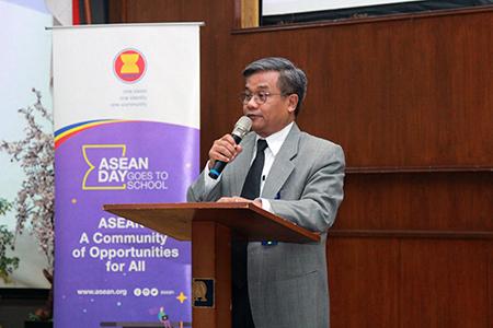 ASEAN Day, Siapkan Generasi Muda Untuk Menghadapi Tantangan Global