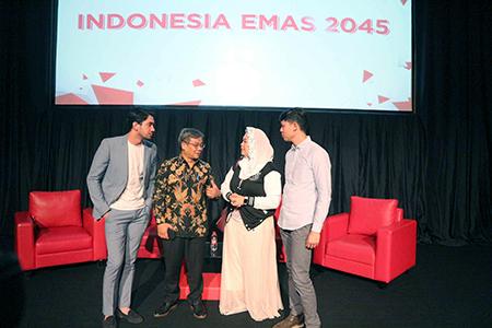 """Membedah Peluang Emas Untuk Menghadapi Tantangan 100 Tahun Indonesia Di """"Indonesia Emas 2045"""""""