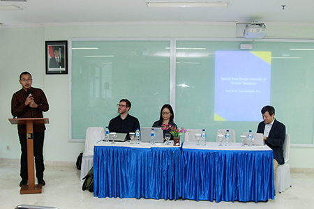 International Seminar On Early Childhood Care Education  Learning Best Practice From Other Countries  University Of Al Azhar Indonesia