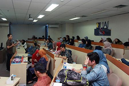Seminar Anti Korupsi Dan Radikalisme Universitas Al Azhar Indonesia