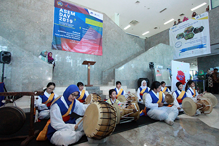 ASEM Day 2019, Promoting The Role Of Youth In ASEM