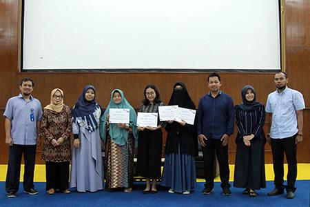 Pemenang Lomba Infografis Dan Video Dalam Mata Kuliah Teknologi Informasi Dan Komunikasi (TIK) Terapan