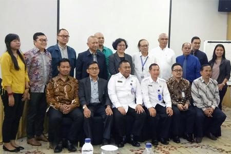 Universitas Al Azhar Indonesia Mengikuti Kegiatan Rapat Kerja Program Perberdayaan Masyarakat Anti Narkoba Di Lingkungan Perguruan Tinggi
