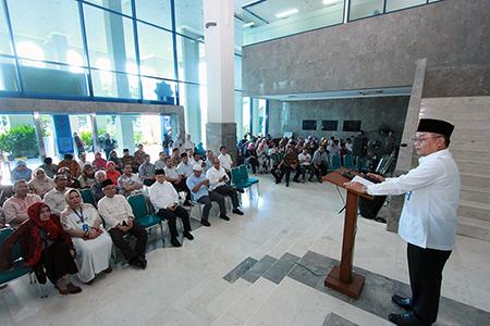 Semarakan Ramadhan Bersama Universitas Al Azhar Indonesia