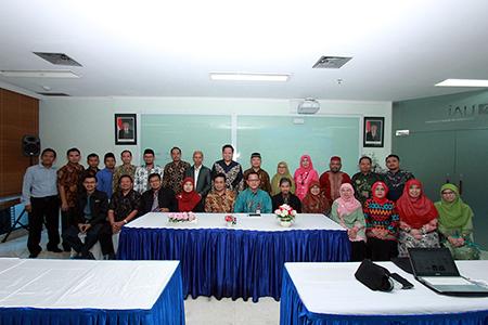 Program Studi Bahasa & Kebudayaan Arab UAI Menjadi Tuan Rumah Rapat Kerja Nasional Asosiasi 2019 Program Studi & Sastra Arab Se-Indonesia