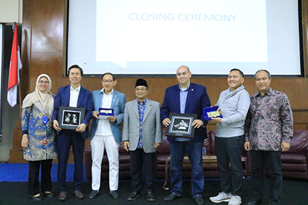 Belajar Bisnis Seru Di International Council For Small Business (ICSB) Universitas Al Azhar Indonesia