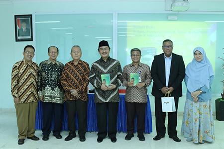 Bedah Buku Refleksi Pemikiran Islam Mohammad Natsir Arsitek NKRI