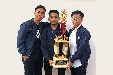 Mahasiswa UAI Tuai Prestasi Dalam Festival Bahasa Dan Budaya UIN Sunan Kalijaga Tingkat Nasional
