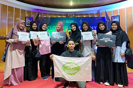 Program Studi Sastra Arab Raih Juara Dalam Perlombaan Sastra Arab Tingkat Nasional