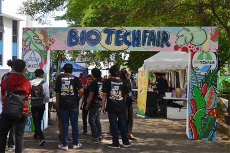 Mengenal Healthy Lifestyle Dalam Biotech Fair 2019