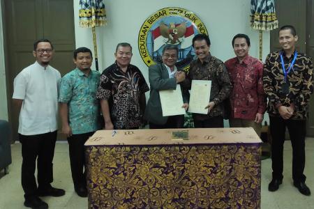 Rektor Universitas Al Azhar Indonesia Menghadiri Pertemuan Dengan International Islamic University Malaysia (IIUM)