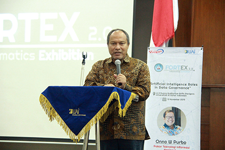 "Fortex Mengusung Tema ""Image Recognition"""