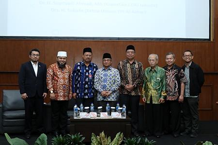UAI Gelar Seminar Internasional Bertemakan Pemberdayaan Masjid