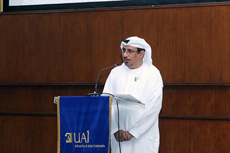 Kunjungan Kehormatan Duta Besar Uni Arab Emirat