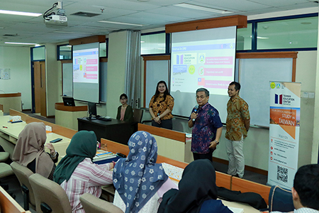 UAI Adakan Info Session Program Beasiswa Di Taiwan Bersama Taiwan Education Center (TEC)