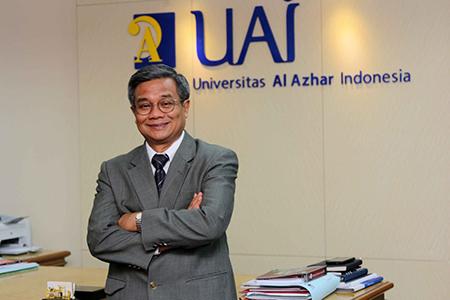 Prof Asep Saefuddin: 50-75 Persen Dari Take Home Pay Sudah Harus Disyukuri