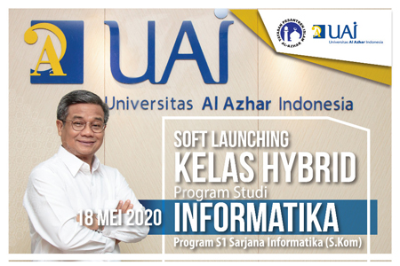 Soft Launching Kelas Hybrid Program Studi Informatika UAI
