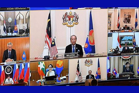 Dealing With Pandemic, Economy Ahead Of ASEAN Summit
