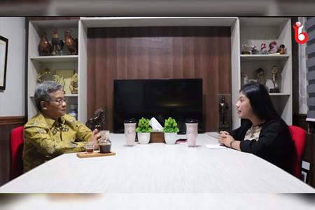 Diskusi Kesiapan Pendidikan Kita Menuju Indonesia Emas 2045 & Kondisi Pembelajaran Di Masa Pandemi