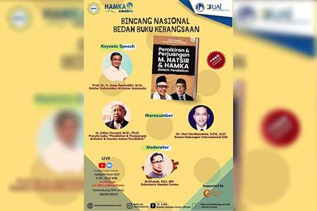 Belajar Bersama Di Bincang Nasional Bedah Buku Kebangsaan