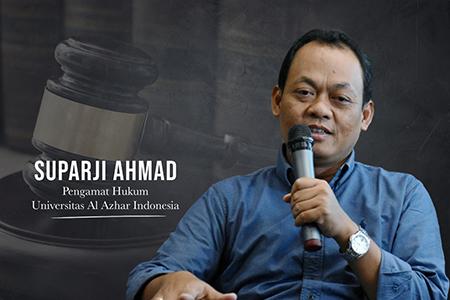 Akun WhatsApp Ahli Hukum Suparji Ahmad Diretas, Pelaku Minta Uang Ke Nomor Teman
