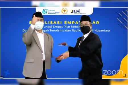 Sosialisasi Empat Pilar, Langkah Untuk Mencegah Terorisme Dan Radikalisme Di Indonesia
