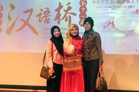 Beasiswa OSC Jaga Mimpi Elsa Melanjutkan Studi Ke Tiongkok