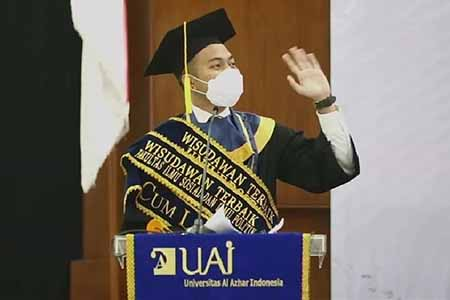 Gelar Wisuda XXIV, Universitas Al-Azhar Indonesia Beberkan Prestasi Kampus
