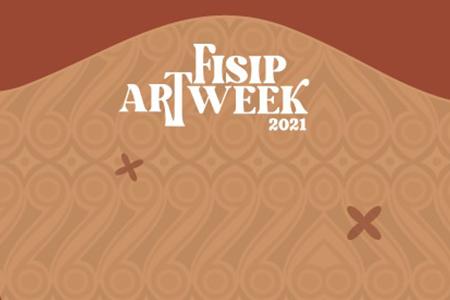 "Inovasi Virtual Exhibition ""FISIP ART WEEK"" Ala Ormawa FISIP UAI"